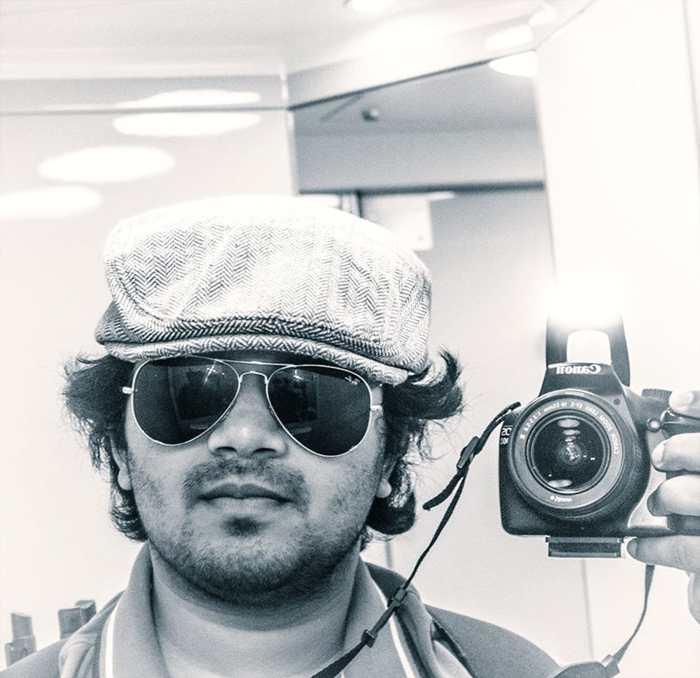 Sreejith Kaviyil street photographer