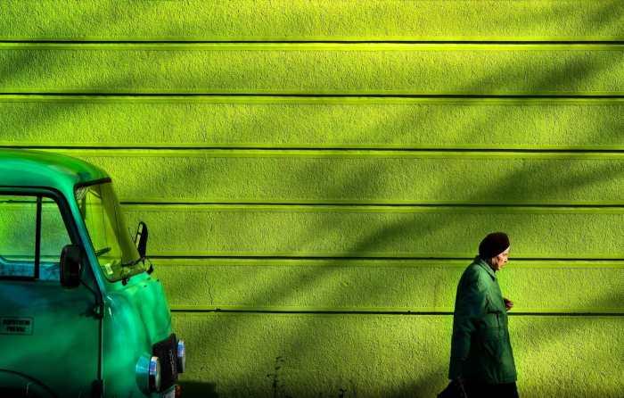 Zlatko Vickovic Colour Green Winning Photo