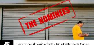 August Nominees for the colour yellow