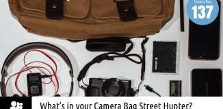 Inside Lorenzo G. Muci's Camera Bag