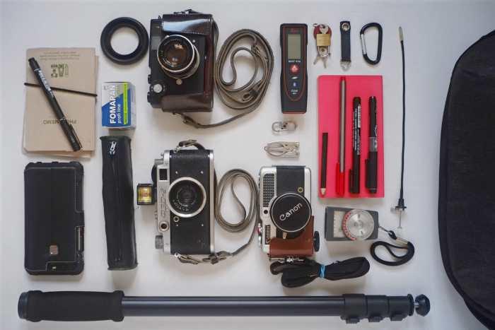 Tobias Eriksson's Camera Bag - Bag No.136