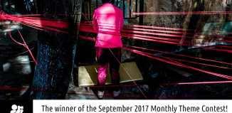 The colour pink winner Tzen Xing