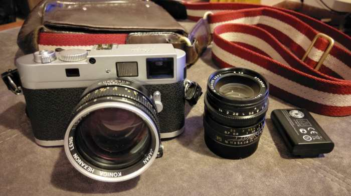 Yanidel's Camera Bag