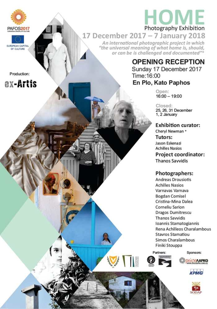 Home Photography Exhibition Paphos, Cyprus