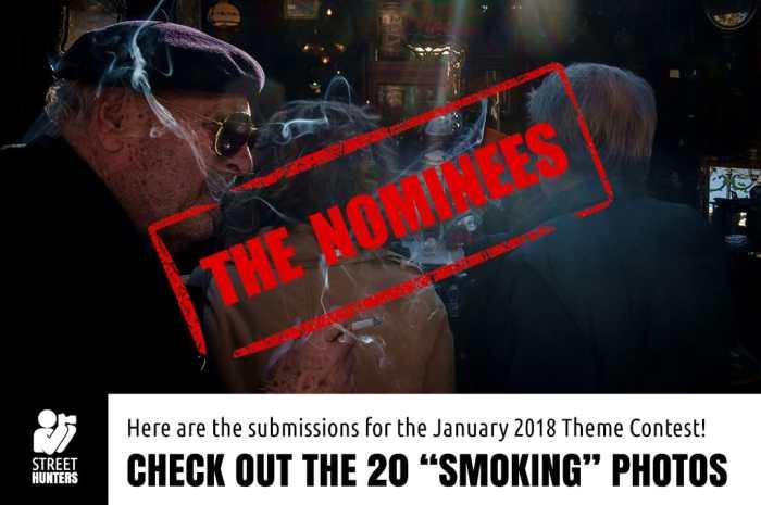 20 smoking nominees