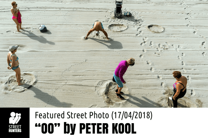 Featured street photo by Peter Kool