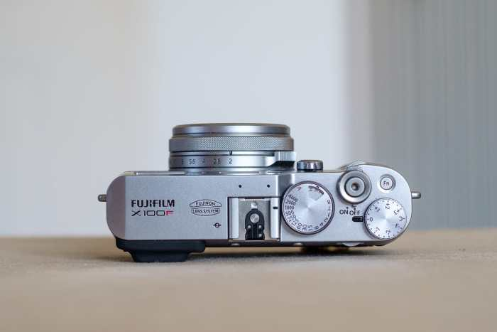 Fujifilm X100F for Street Photography build quality 1