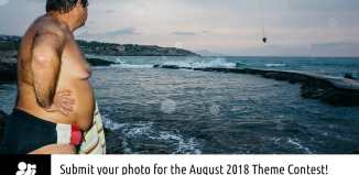 """August contest - Beach - """"Speedos and the chopper"""" by Spyros Papaspyropoulos"""