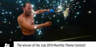 Monhtly Theme Contest winner