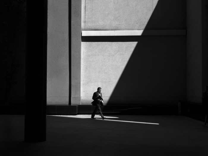 Light business by Rupert Vandervell
