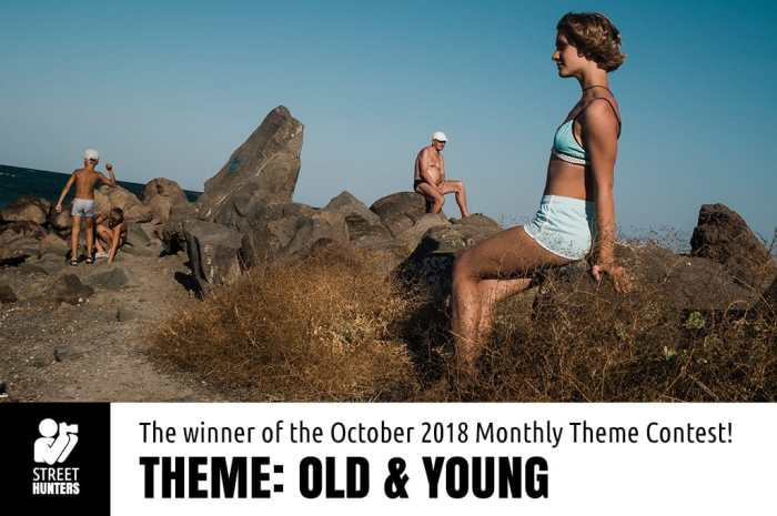 Winner of the October 2018 theme contest