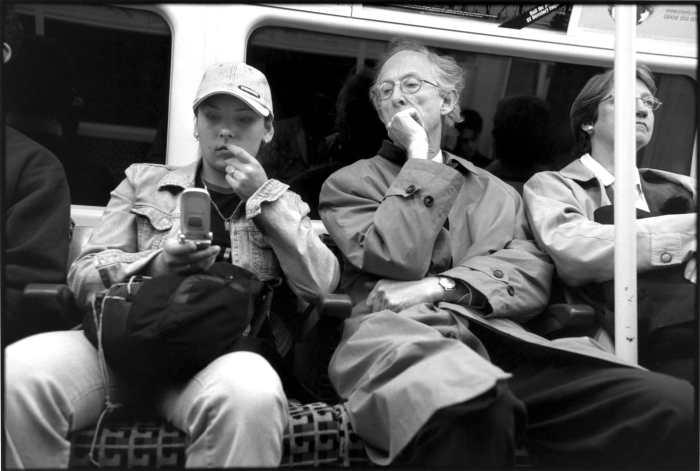 Phone, London, 2003