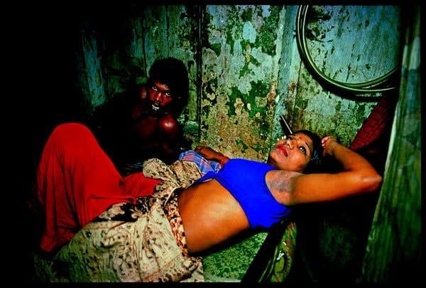 Mary Ellen Mark Flakland Road: Prostitutes of Bombay