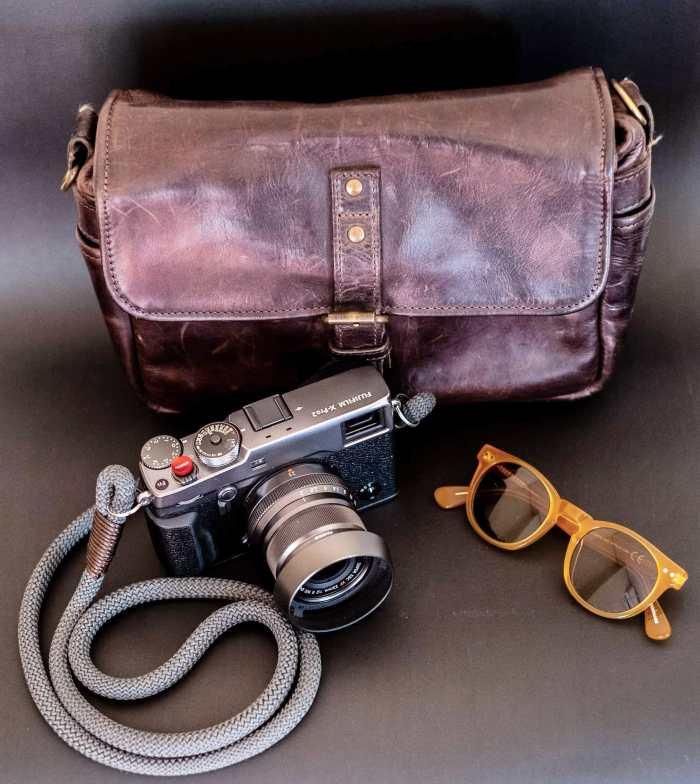 Inside Pavlos Koutsoukos' Camera Bag - Bag No.179