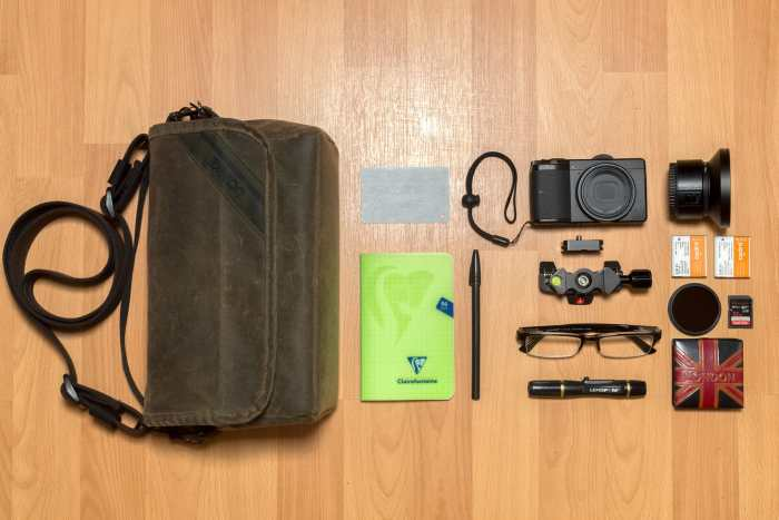 Inside Darko Eterovic's Camera Bag - Bag no.180