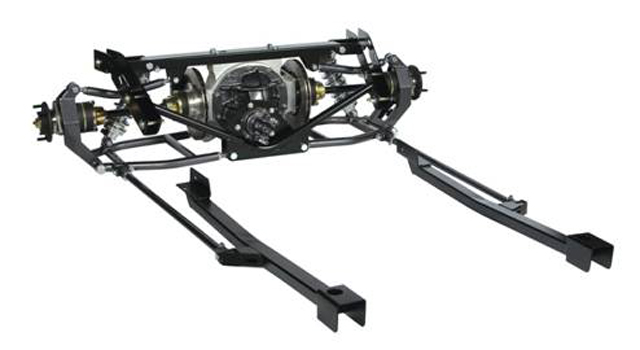 2014 Mustang Independent Rear Suspension