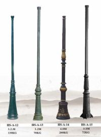 cast iron lamp post ,antique lamp pole ,outdoor lighting ...