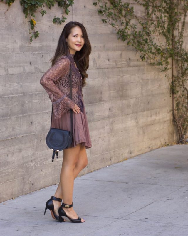 Birthday outfit Boho lace dress r.vivimos
