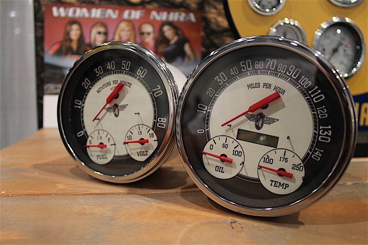 Gauges Wiring Diagrams Stewart Warner Gauge Stewart Warner Ammeter On