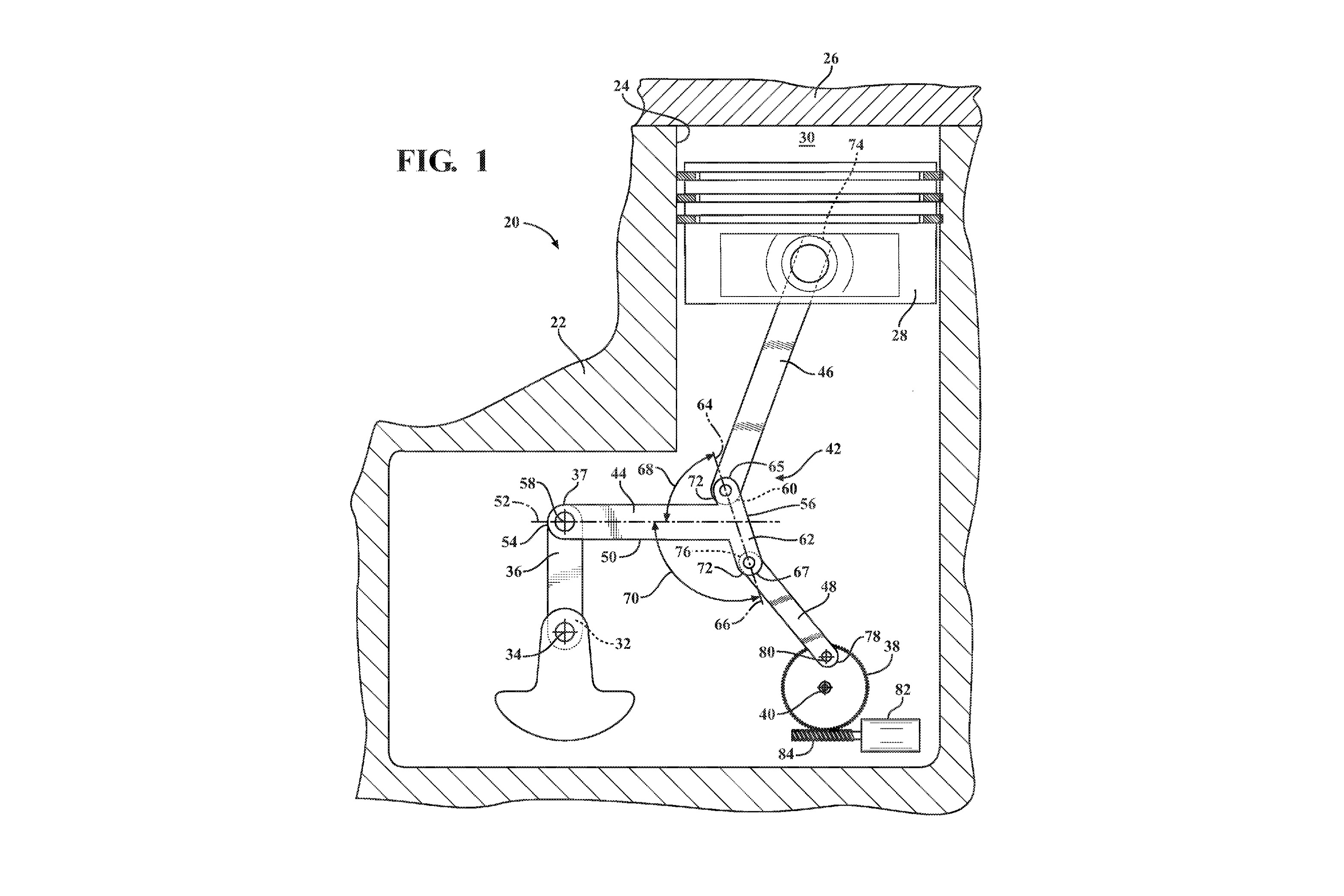 General Motors New Variable Compression Engine Patent