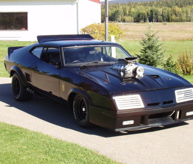 Ebay Find Of The Day 75 Ford Falcon Xb Mad Max Interceptor Replica Street Muscle