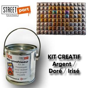 Kit Mosaique ARgent