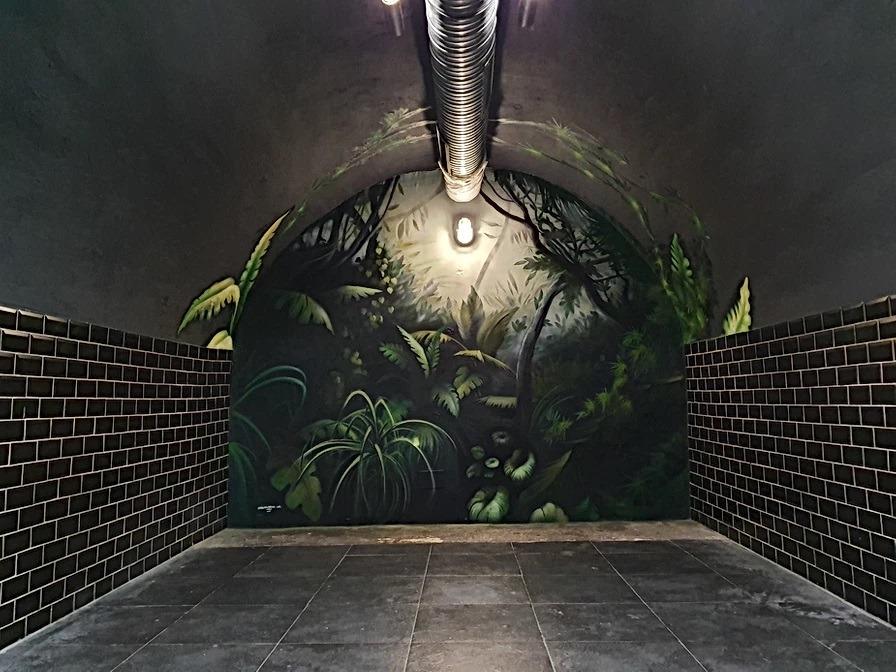 Déco Murale Discothèque