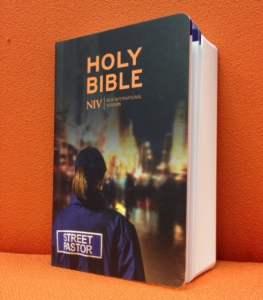 Street Pastors Bible