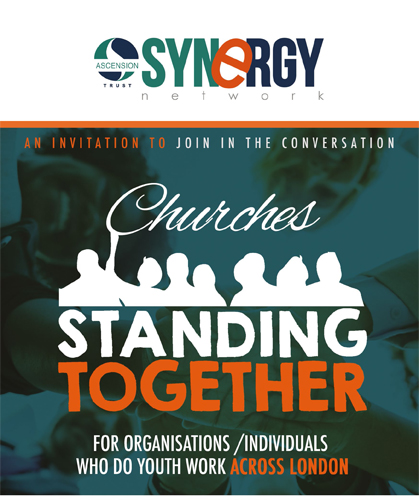 Synergy Network- Churches Standing Together- 4th July 2019