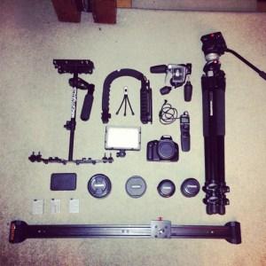 Jonny Wilson | Camera Bag