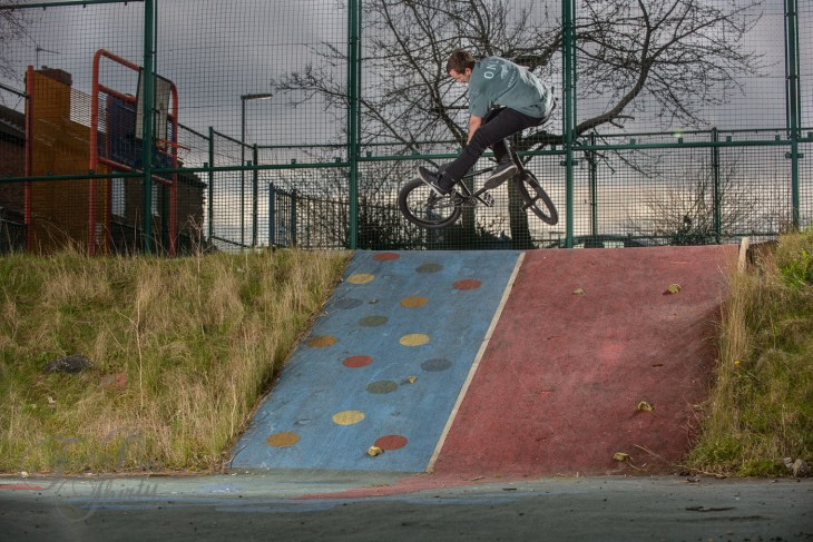 Tom Bright - Downside Whip
