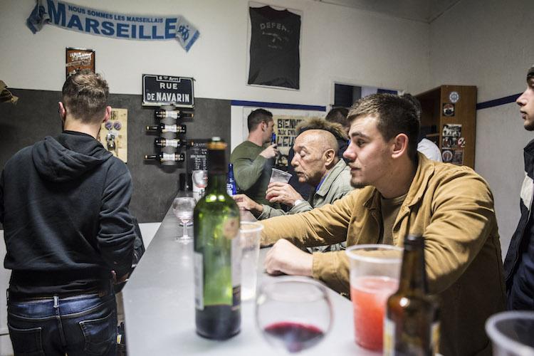 BS au bar