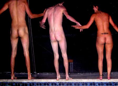 Je me suis baign  poil dans une piscine publique de Paris  StreetPress