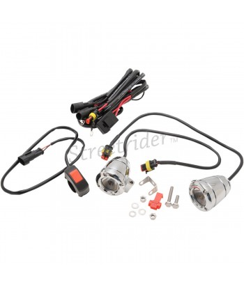 AUXILIARY LIGHTS LIGHT KIT APPROVED PIAA LP530 LED FOG