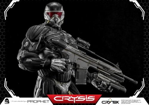 Prophet video game Crysis
