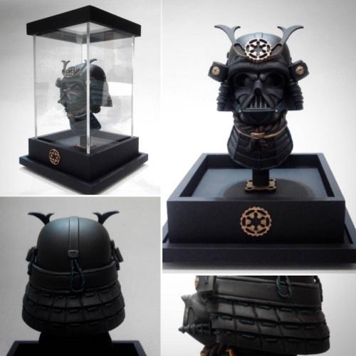 darthvader samurai