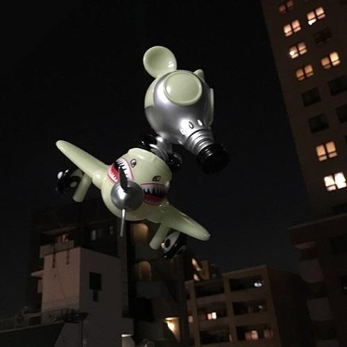 Mousemask Murphy in Planesofubi