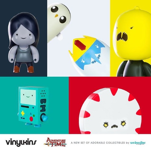WeLovefine Vinylkins slid3 vinyl