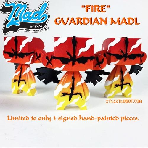 Guardian MADL custom vinyl