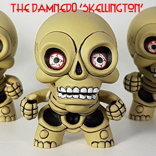THE DAMNED SKELLINGTON