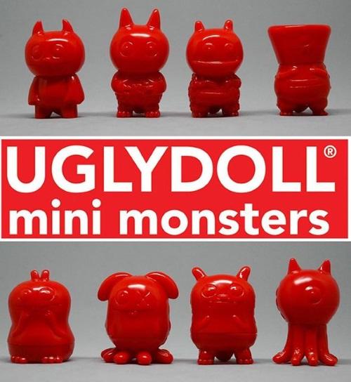 UGLYDOLL Mini Monsters Gacha