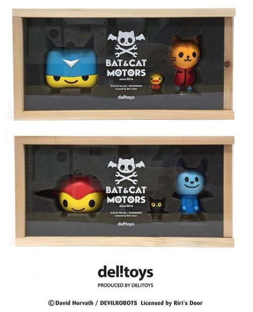 bat and cat motors devilrobot