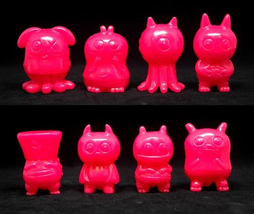 Uglydoll Mini Monsters Sofubi