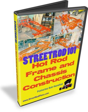 StreetRod 101 Hot Rod Frame and Chassis Construction DVD