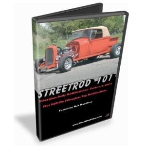 Fiberglass Body Modifications 3-DVD Set