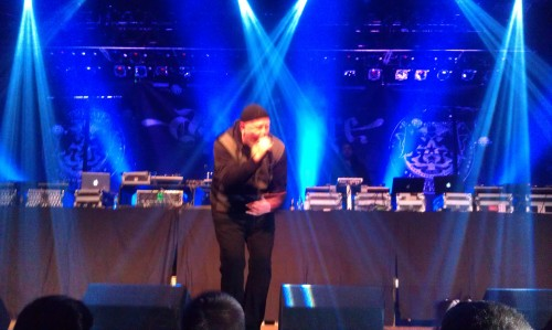 Brother Ali opening for Atmosphere - March 5th, 2013
