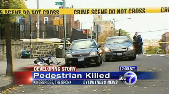DA: Cop Who Killed Bronx Pedestrian Had History of Drinking