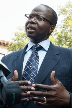 Ken Thompson. Photo: Daily News