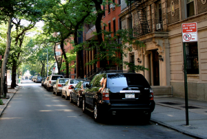 NYC street parking is free, but New Yorkers are willing to pay. Photo: Chris Murphy/Flickr