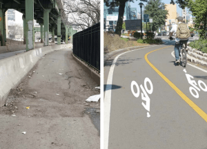The East River Greenway could get some upgrades in Murray Hill. Image: DOT